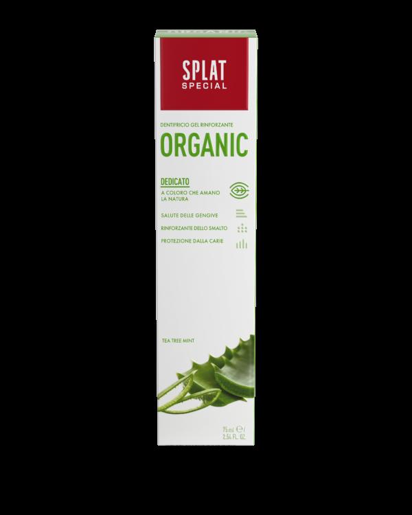 Splat Special Organic zubní pasta