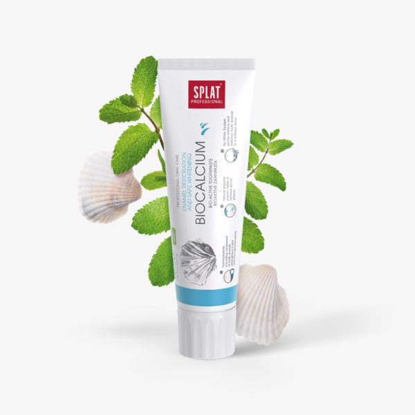 SPLAT Professional Biocalcium zubní pasta