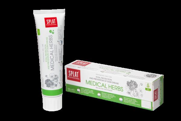 SPLAT Professional Medical Herbs zubní pasta