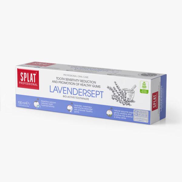 SPLAT Professional Lavendersept zubní pasta