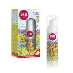 SPLAT JUNIOR Magic ústní pěna pro děti 50ml