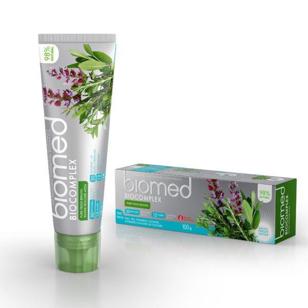 Biomed Biocomplex zubní pasta 100g