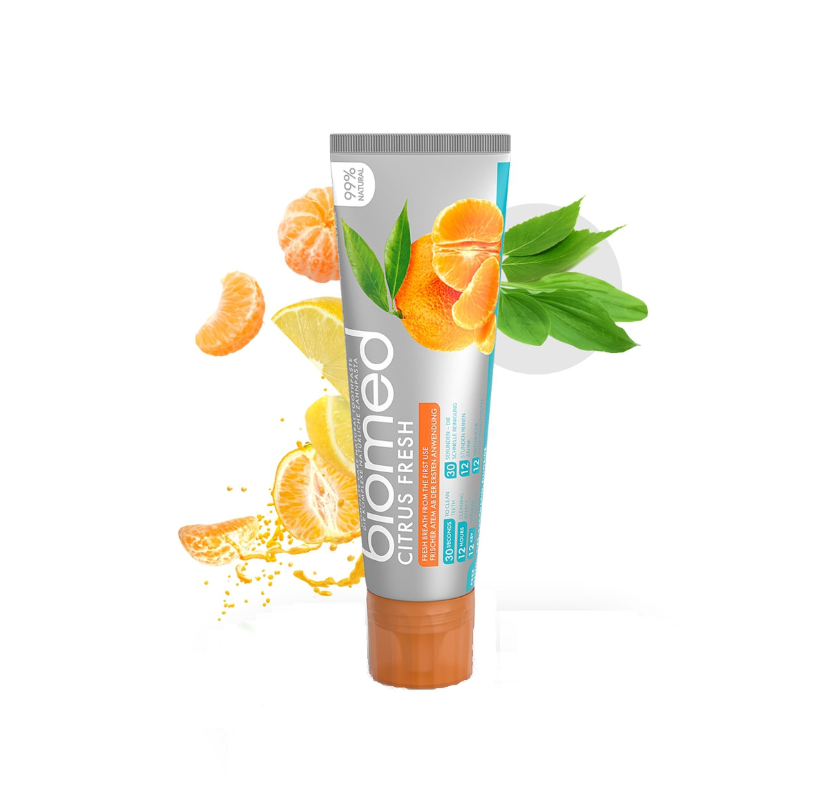 Biomed Citrus Fresh zubní pasta